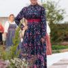 Шубина Марина, купряк алексей. Платье в русском стиле 2
