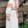Яроменко Марианна рубаха  Русская