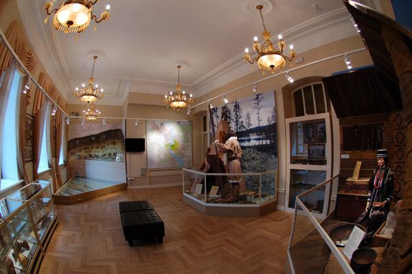 Выставка археологии
